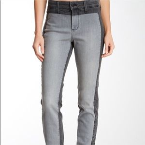 Not Your Daughters Jeans Aurora Legging Gray NYDJ